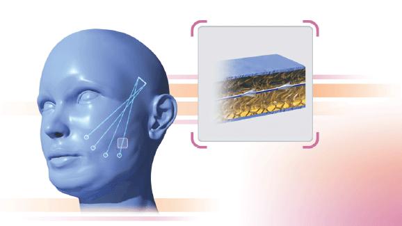 При проведении операций на лице и шее